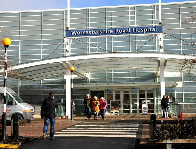 RATING: A&E at Worcestershire Royal Hospital has been rated inadequate by the CQC