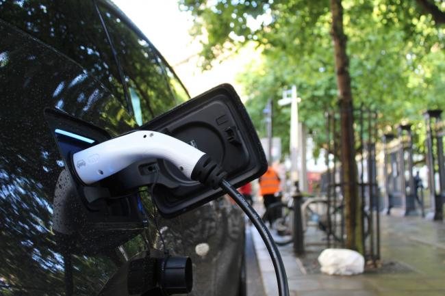 LETTER: An electric charging point
