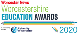 Worcester News: Worcestershire Education Awards 2020 brought to you by The Worcester News in partnership with The University of Worcester