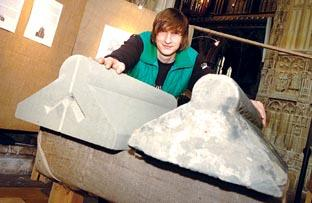 Chance to see talent carved in stone | Worcester News