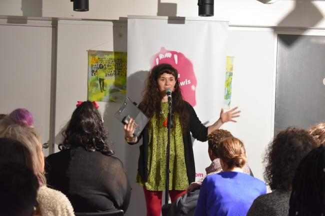 SHE GROWLS: A Feminist arts night out