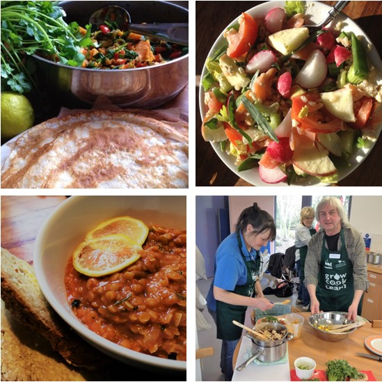 Winter Wellbeing Cookery Course