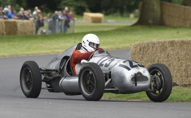 AXED: The Chateau Impney Hill Climb event has been cancelled. Picture: David Griffiths