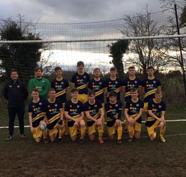 Kempsey Colts under 18s. Picture: ELLIOT YATES