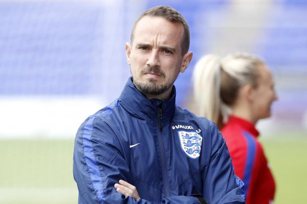 An allegation that Mark Sampson made a racist remark has been found not proven