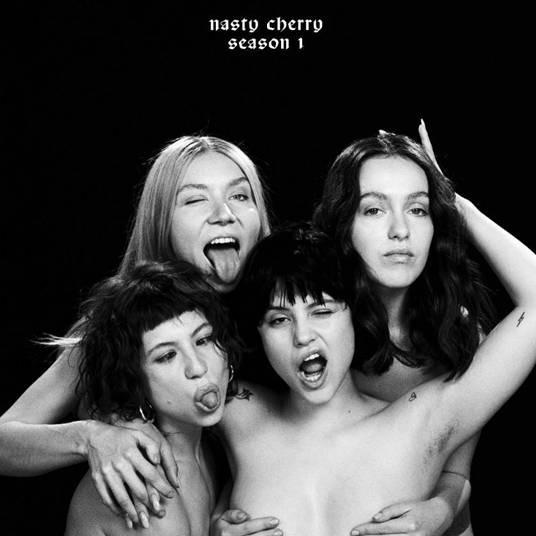 LIVELY: Nasty Cherry are on tour