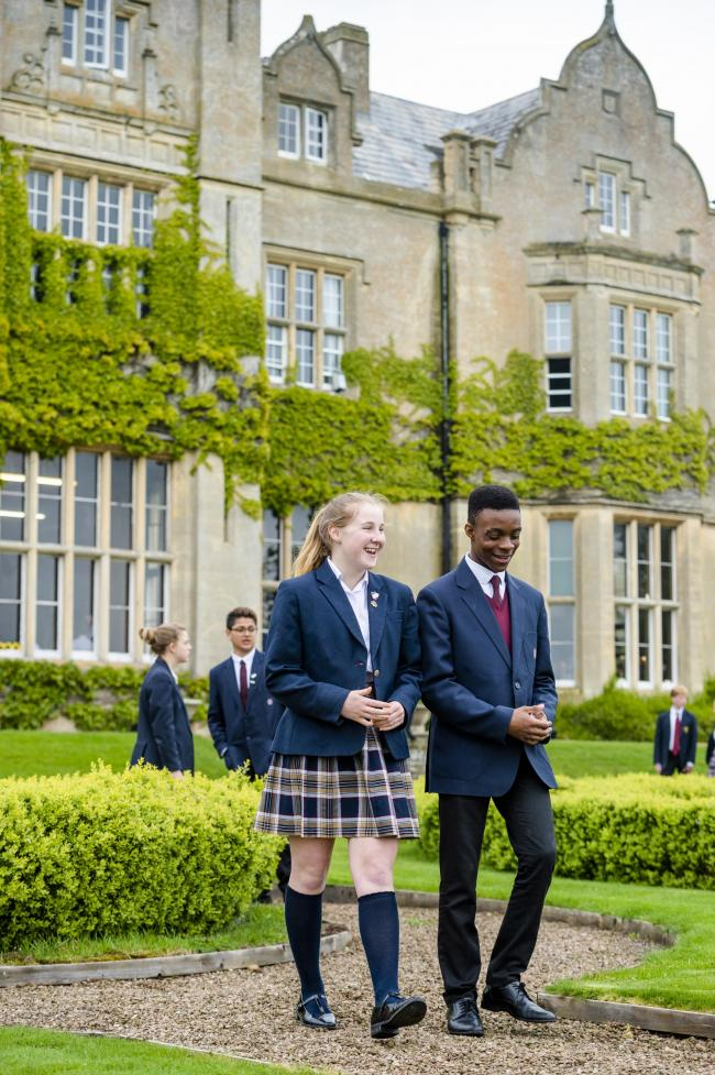 PRAISE: Bredon School ranked in top 1% for 'value added' for second year running