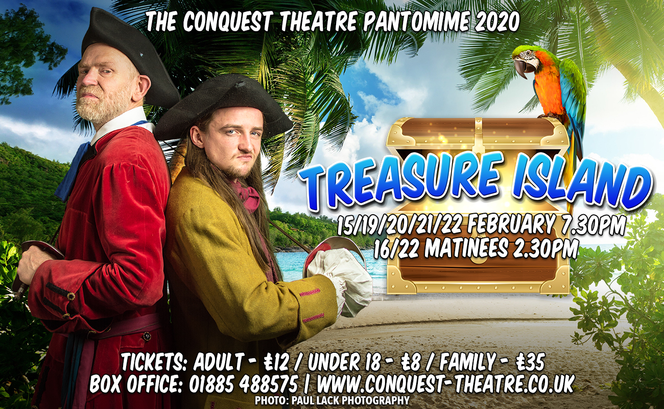 Treasure Island Pantomime