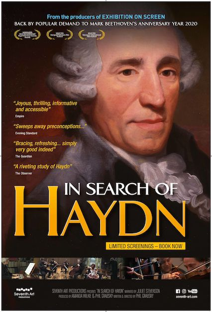 Exhibition on Screen - Haydn