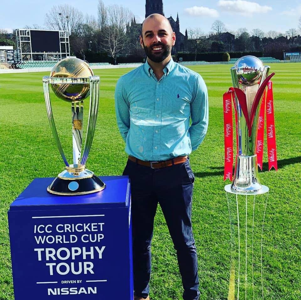 Worcestershire cricket director takes up new role