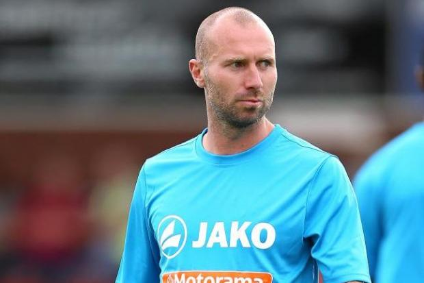 Russ Penn has been named permanent Kidderminster manager on a two-year contract. Picture: Kidderminster Harriers