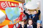 Cranham Primary School: Children wax lyrical about the climate