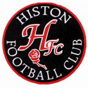 Football Team Logo for Histon Town