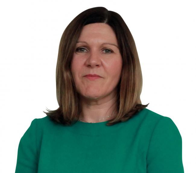HEALTH: Dr Kathryn Cobain, director of public health at Worcestershire County Council