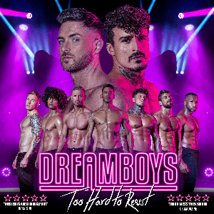 The Dreamboys: Too Hard To Resist UK Tour