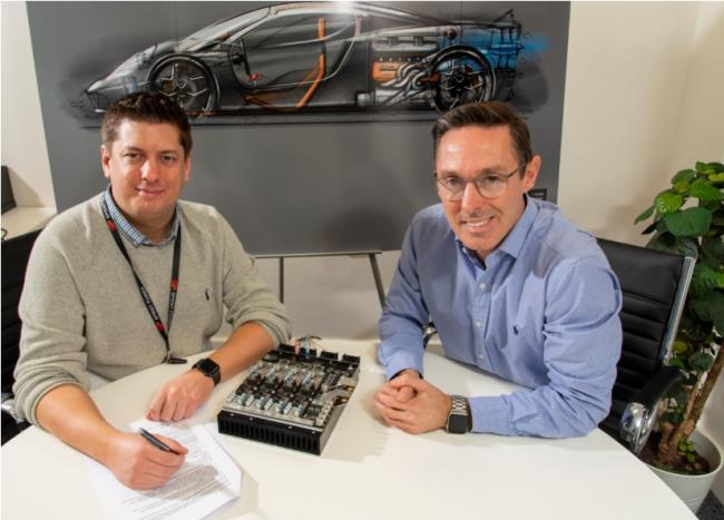JOBS: Richie Frost, CEO of Sprint Power Ltd and Steve Doyle of Consilium Recruit.