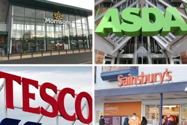 Here are the supermarket opening times for Spring bank holiday