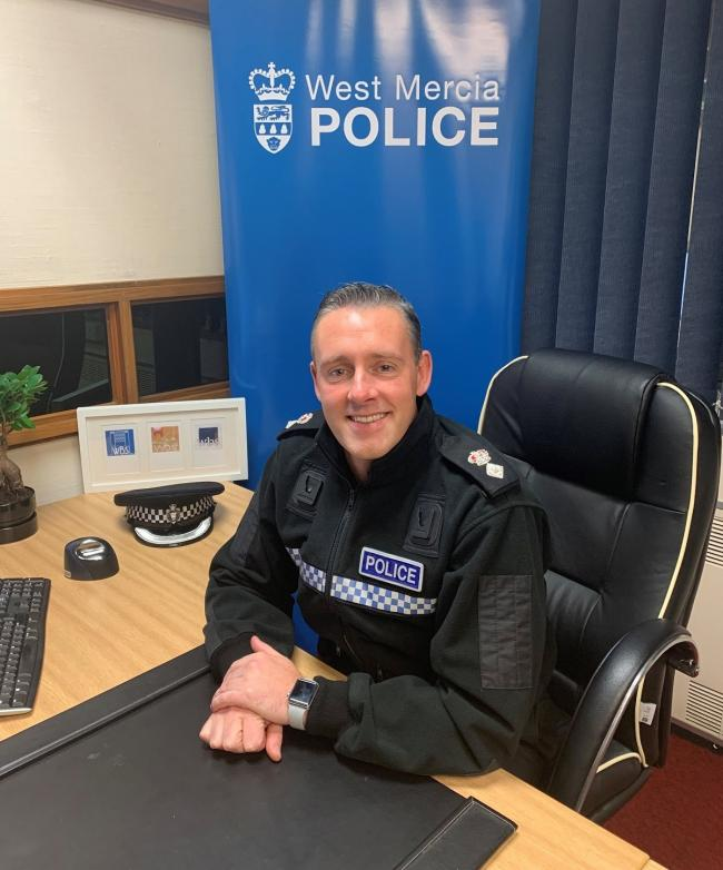 POLICE: Chief Superintendent Tom Harding has been outspoken in his condemnation of those who attack or threaten to attack police officers with Covid-19
