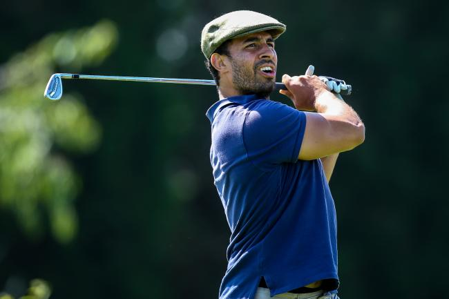 GOLF: Marco Mama explains how playing golf is keeping him occupied during coronavirus lockdown. Pic: JMP