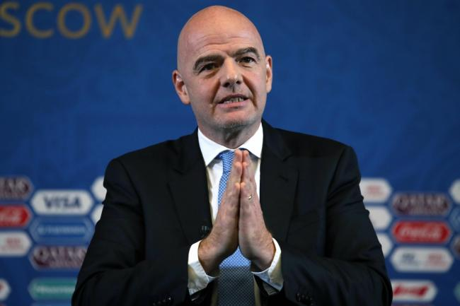 FIFA president Gianni Infantino is the subject of a criminal investigation in Switzerland
