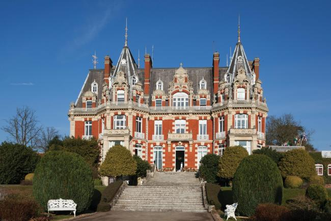 IMAGE: Chateau Impney Hotel and Exhibition Centre, Droitwich