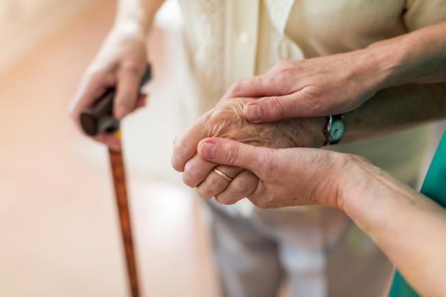 CARE: The government has promised millions for care homes. Pic. Piksel/ Getty Images.