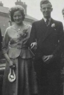 LLEW AND BERYL  EVANS