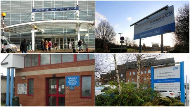 COVID: There have been five more recorded deaths at Worcestershire hospitals