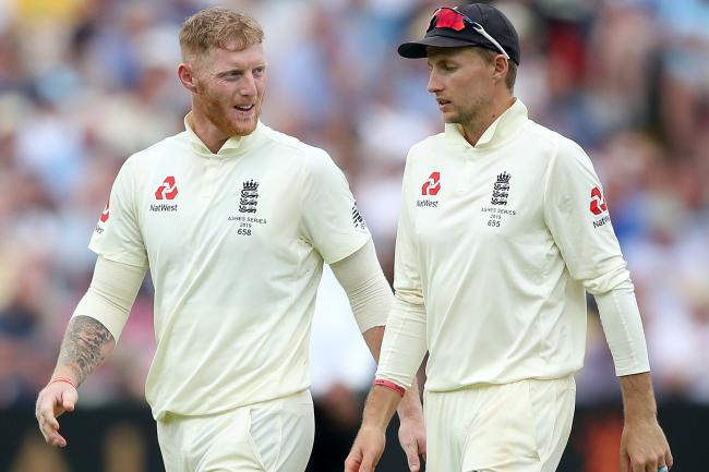 Ben Stokes' fitness was a talking point for Joe Root