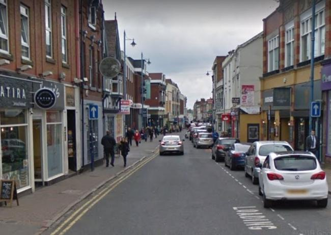 Stourbridge High Street. Pic - Google Street View