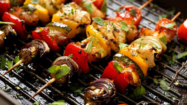 Worcester News: Meat is great, but grilled veggies can be even tastier. Credit: Getty Images