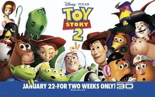 Win tickets to see Toy Story 2 in 3D