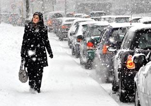 Snow - Fresh weather warning for commuters | Worcester News