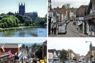 LOCATIONS: Worcester, Droitwich, Malvern or Evesham - Which is the best for business?