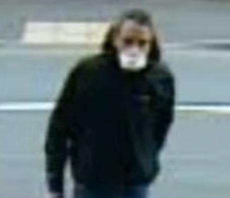 Pic: Dudley Police released this picture of a man they want to trace