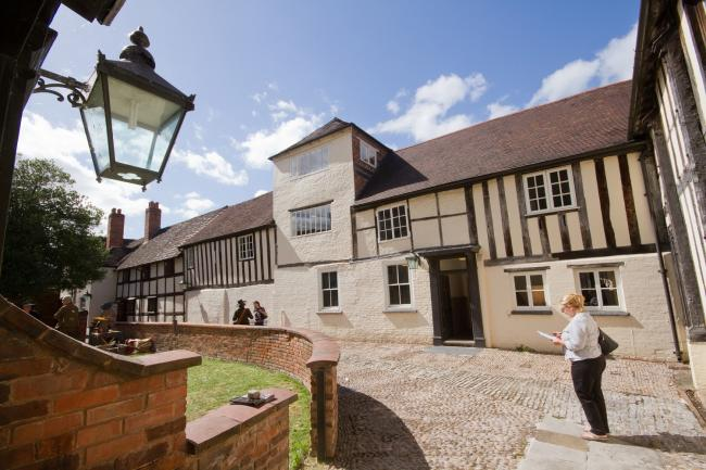 HISTORY: The Commandery in Worcester is set to reopen