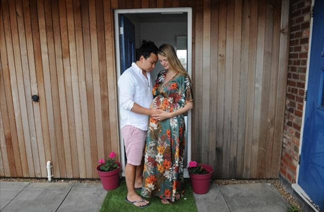 DOORSTEP: Felicity Cui and Yabo Cui