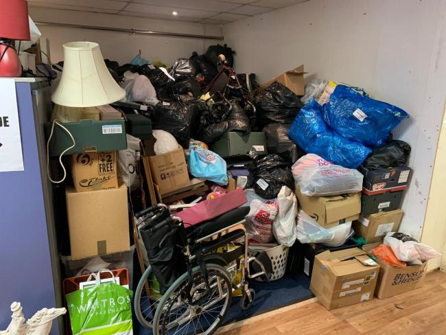 Donations have been flooding in to aid Primrose Hospice.