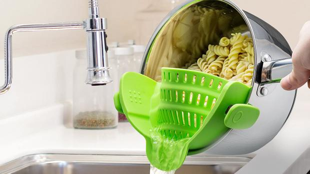 Worcester News: A game-changing strainer. Credit: Kitchen Gizmo