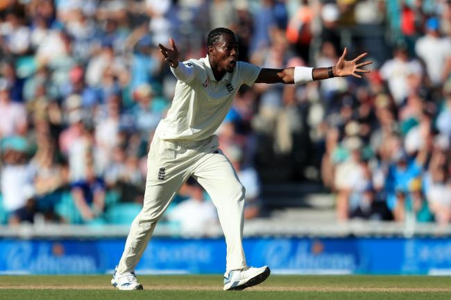 Jofra Archer has reported racist abuse aimed at him on social media to the ECB