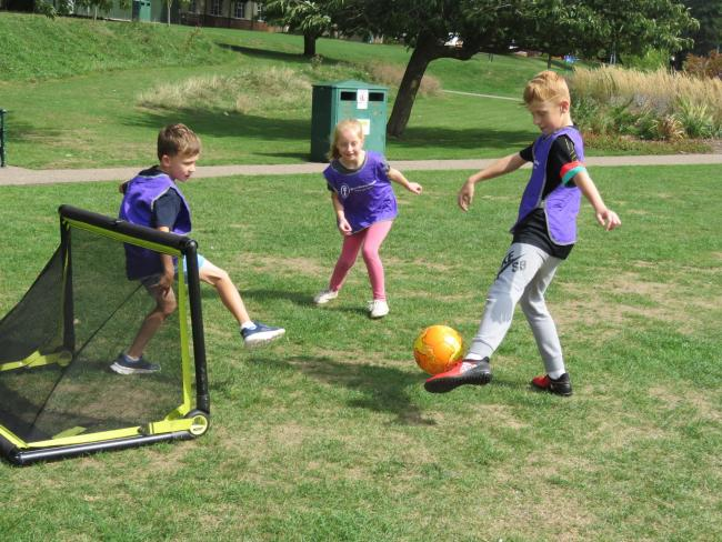 SUMMER: Free summer sports sessions for children