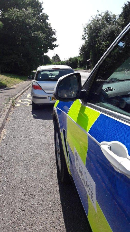 CAUGHT: Provisional licence holder in custody after drink driving