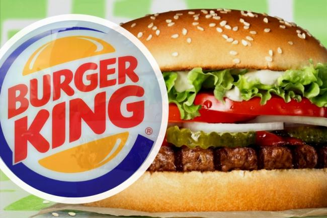 Burger King have launched a 'limited-edition' membership card. Pictures: Burger King/Newsquest