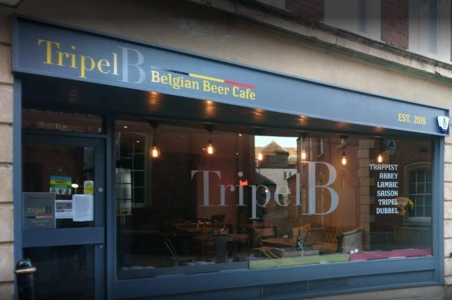 BUSY: Tripel B in Copenhagen Street has had some of its busiest days ever