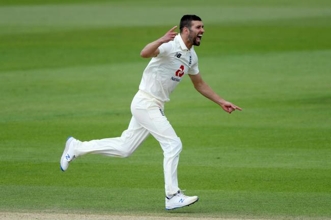 Mark Wood is raring to go against Australia (Mike Hewitt/NMC Pool/PA)