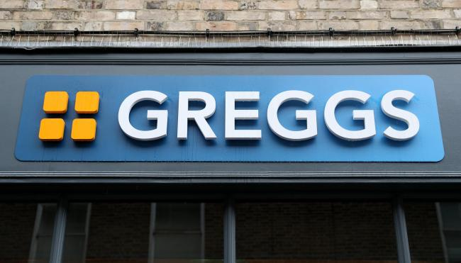 Greggs add several Halloween-themed treats to its menu (but they won't be around for long). Picture: PA Wire