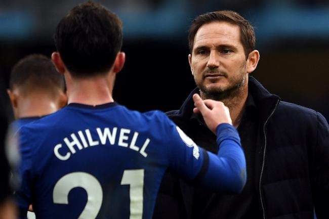 Frank Lampard says Chelsea are not the only Premier League side with defensive problems.