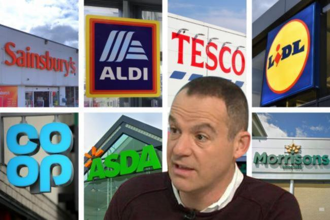 Martin Lewis has warned people against relying on paying by cash in UK supermarkets