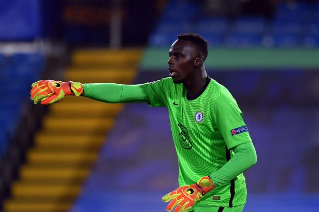 Edouard Mendy is Chelsea's first-choice goalkeeper, says Frank Lampard