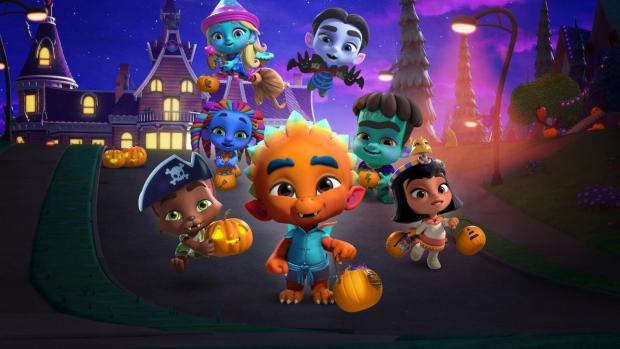 Worcester News: A sweet movie that debunks the creepy mysteries of Halloween for the littlest movie-watchers. Credit: Arad Animation